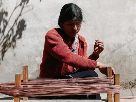 Makers   The Art of Backstrap Weaving