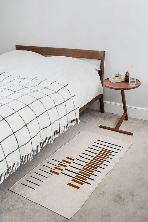 Parallel Accent Rug