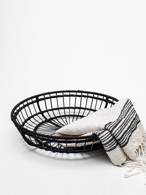 Tangent Tray with towel