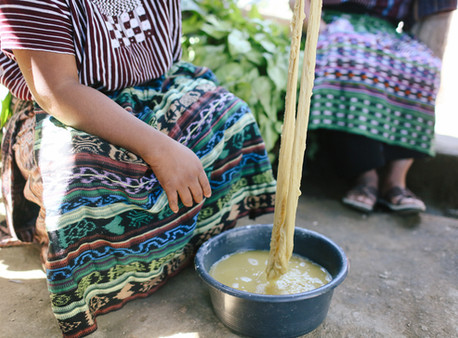 Natural Dyeing Techniques in Guatemala