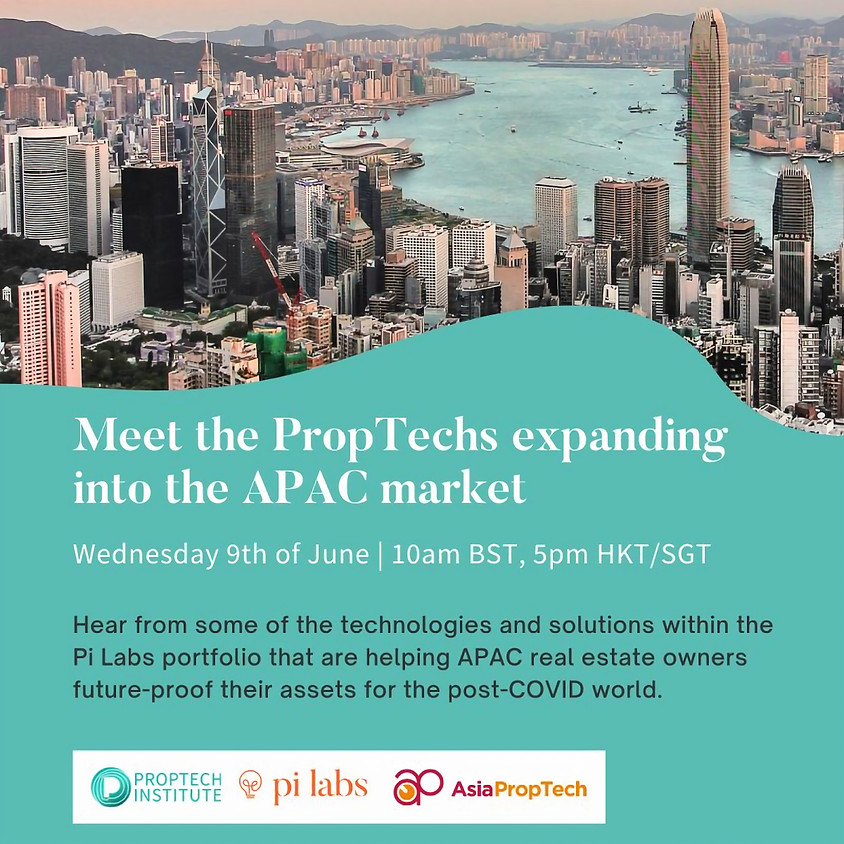 Meet the PropTechs expanding into the APAC market