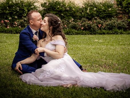 Allison & River's beautiful Wedding at St. Stephen's Presbyterian Church in Fort Worth, TX