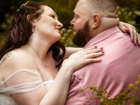 How to pull off a Magical Intimate Wedding: Tiffany & Rick's Wedding at Cedarwalk at Killington