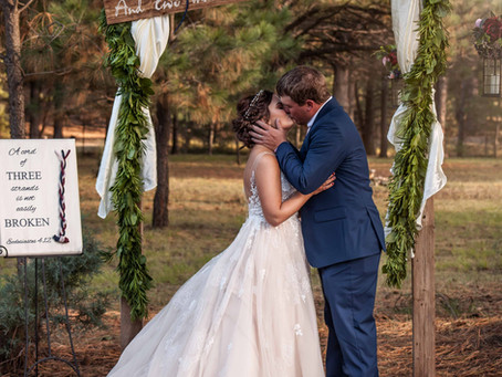 The Importance of Wedding Photography: Brea & Justin's Story, Enchanted Vine, Alto, NM
