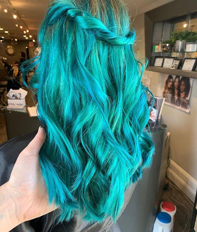 _ All the Mermaid Feels _💙💚 Stylist_ K