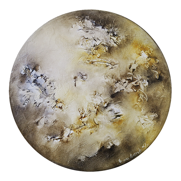 El apagón tranquilo de la luna