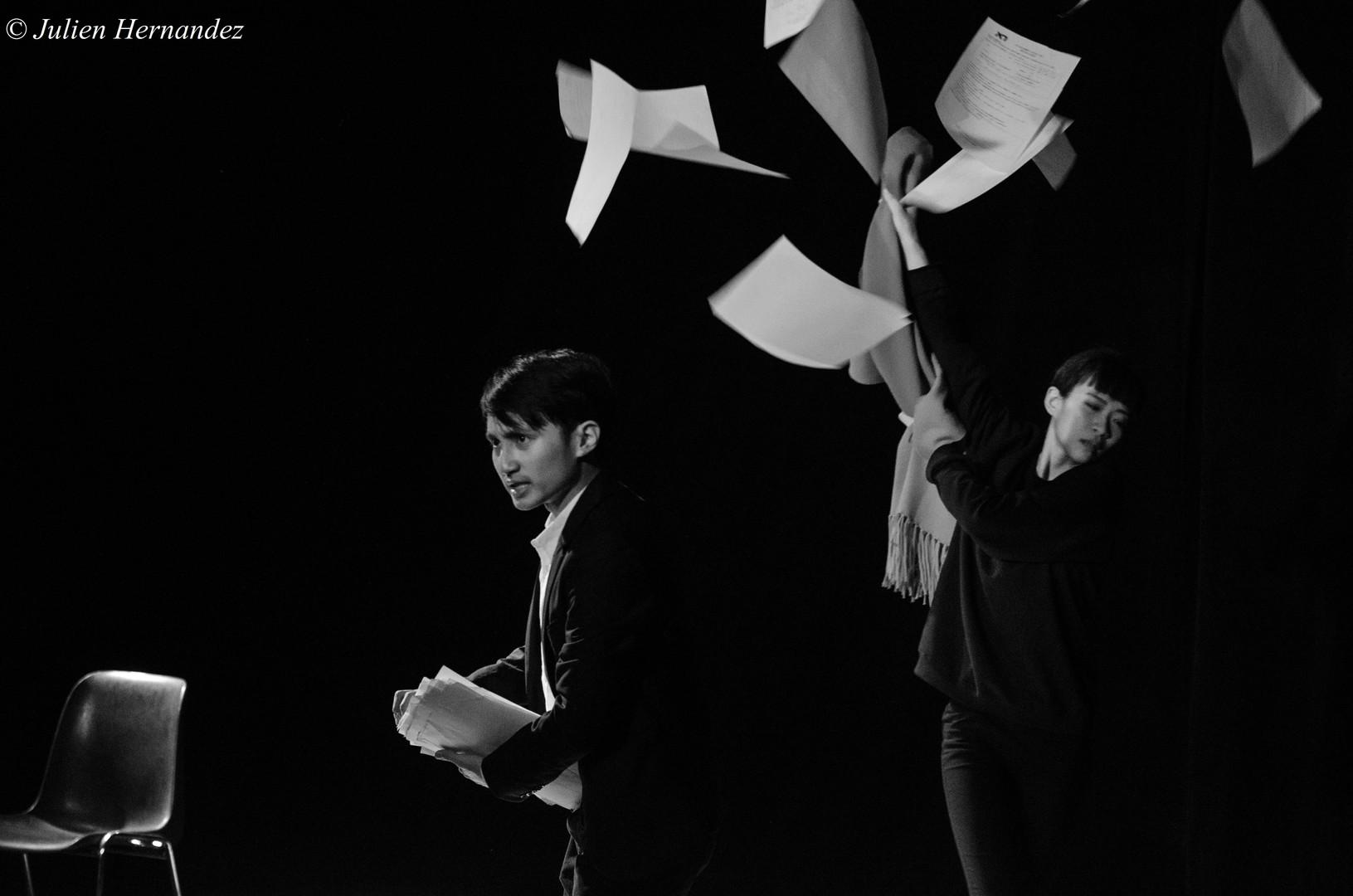 RITU - Beyond the distance - Julien Hern
