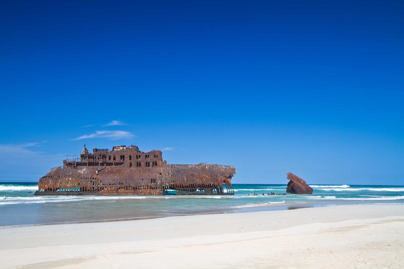 Boa Vista Ship Wreck