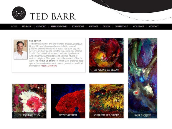 TED BARR - אמנות