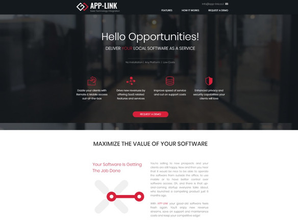 App-Link - פתרונות תוכנה