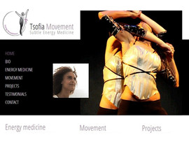 Tsofia Movement - ריקוד וכוריאוגרפיה