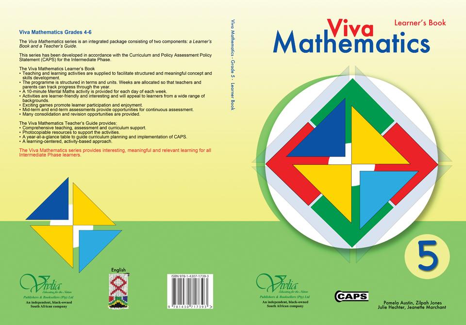 VivaMathsCover Gr5