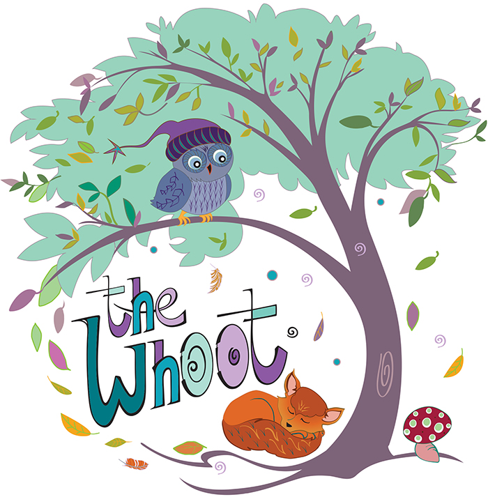 The Whoot Vector logo