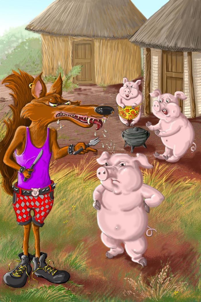 02.Piggies