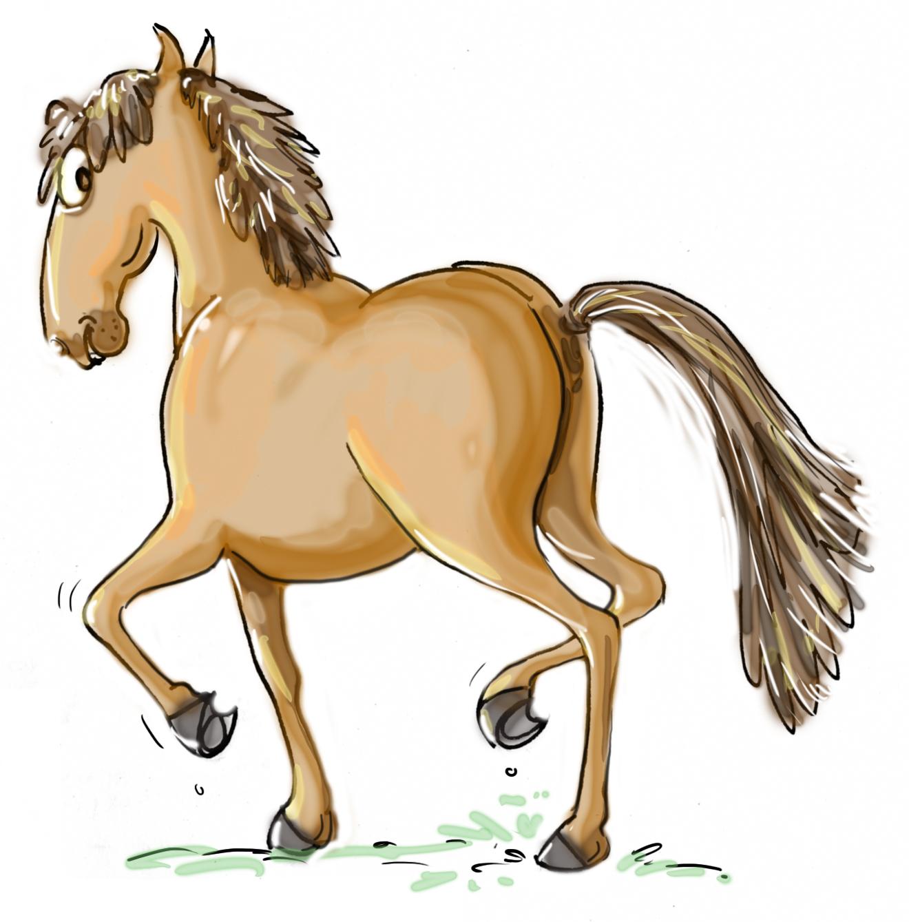horsy