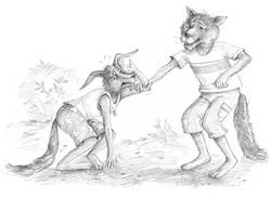 Wolf is Ryperd Bl14 copy