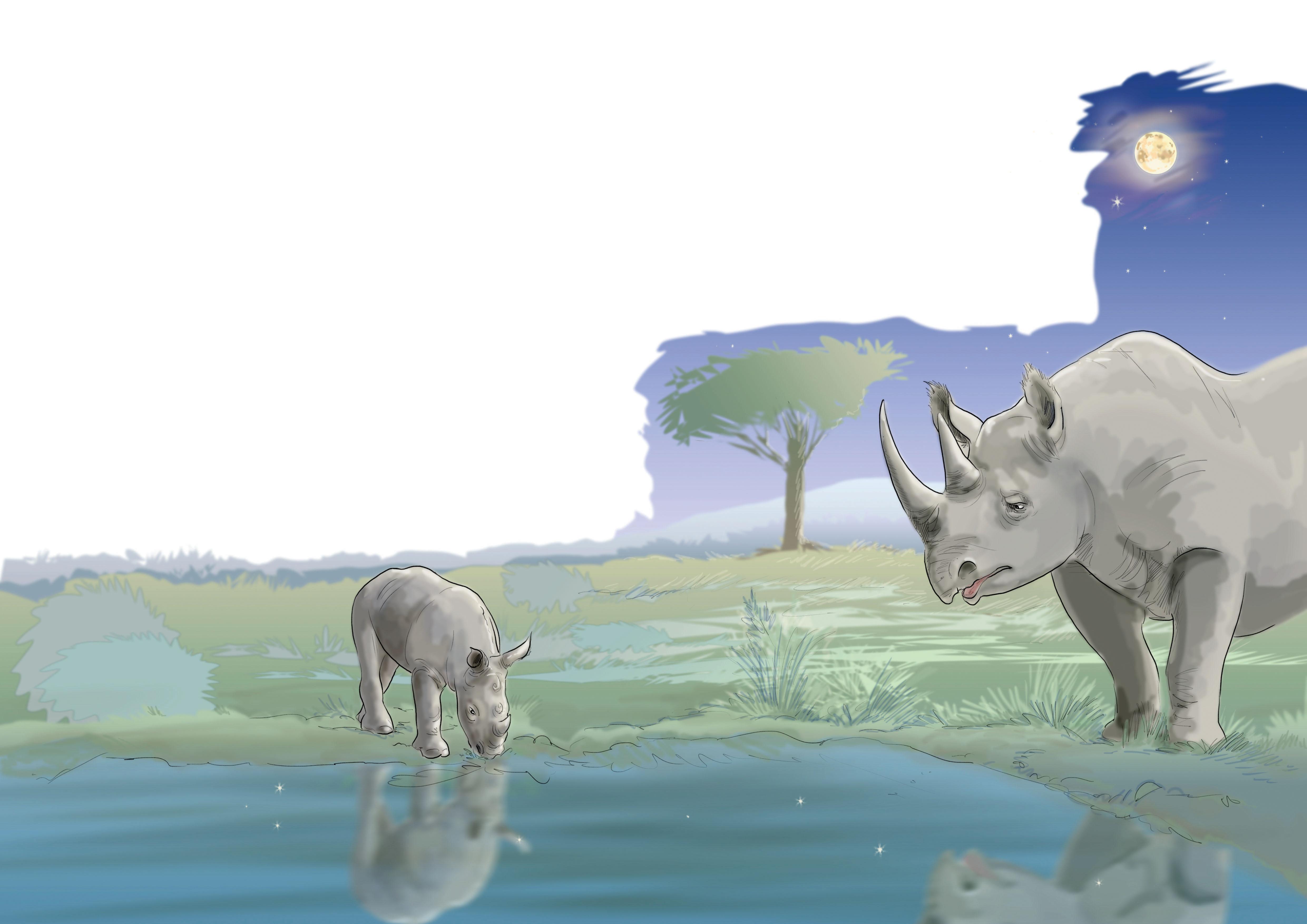 Ronnie Rhino aw36.3