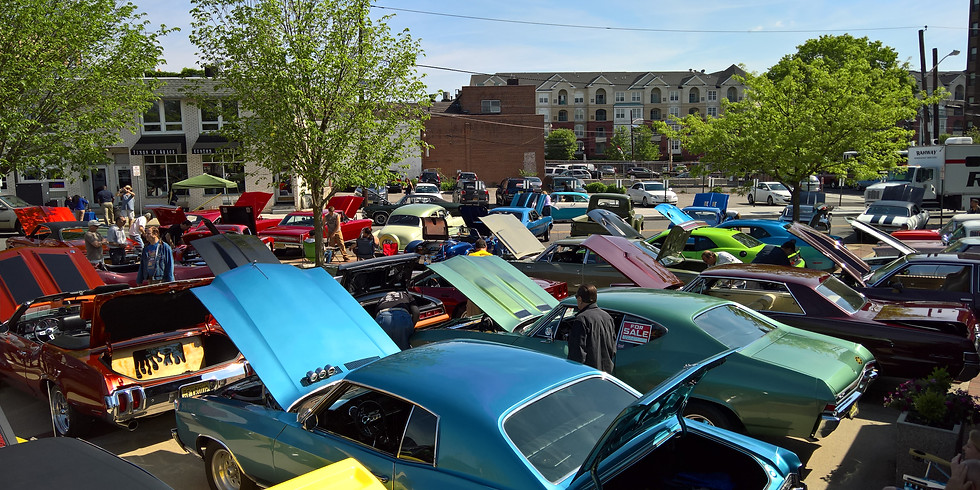 Hot Rods and Harleys 2017