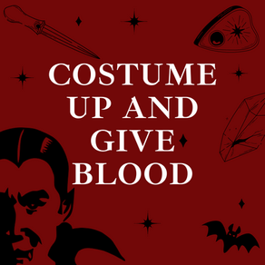 Costume Up & Give Blood