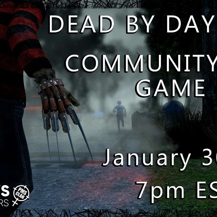 Dead By Daylight Community Game Night