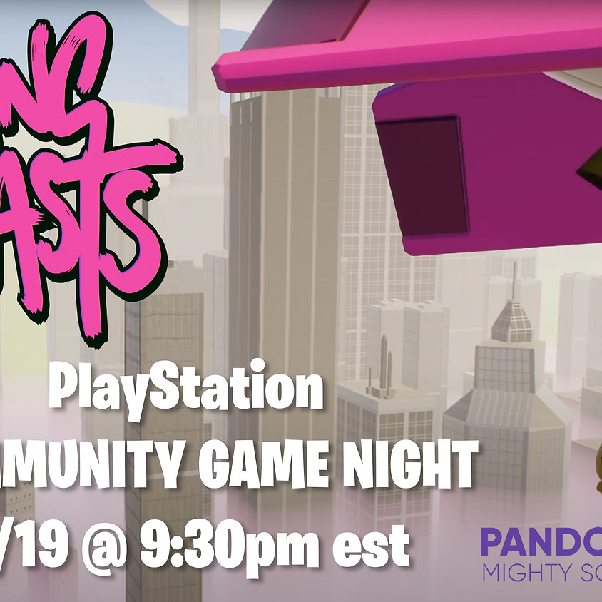Gang Beasts Community Game Night