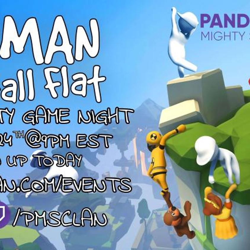 Human Fall Flat Community Game Night