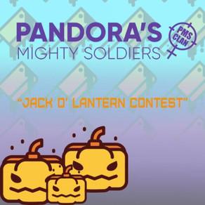 Jack O' Lantern Contest