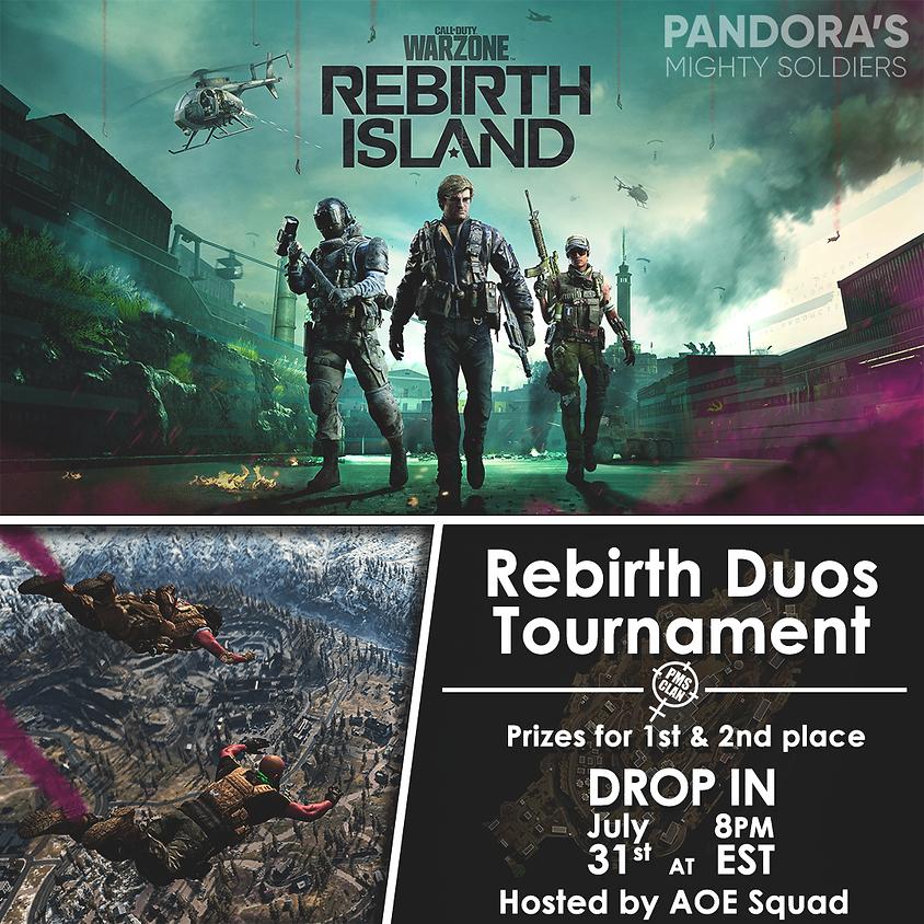 Rebirth Duos Warzone Tournament