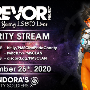 The Trevor Project Charity Stream