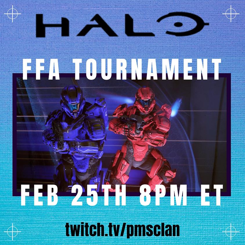 Halo 5 FFA Tournament