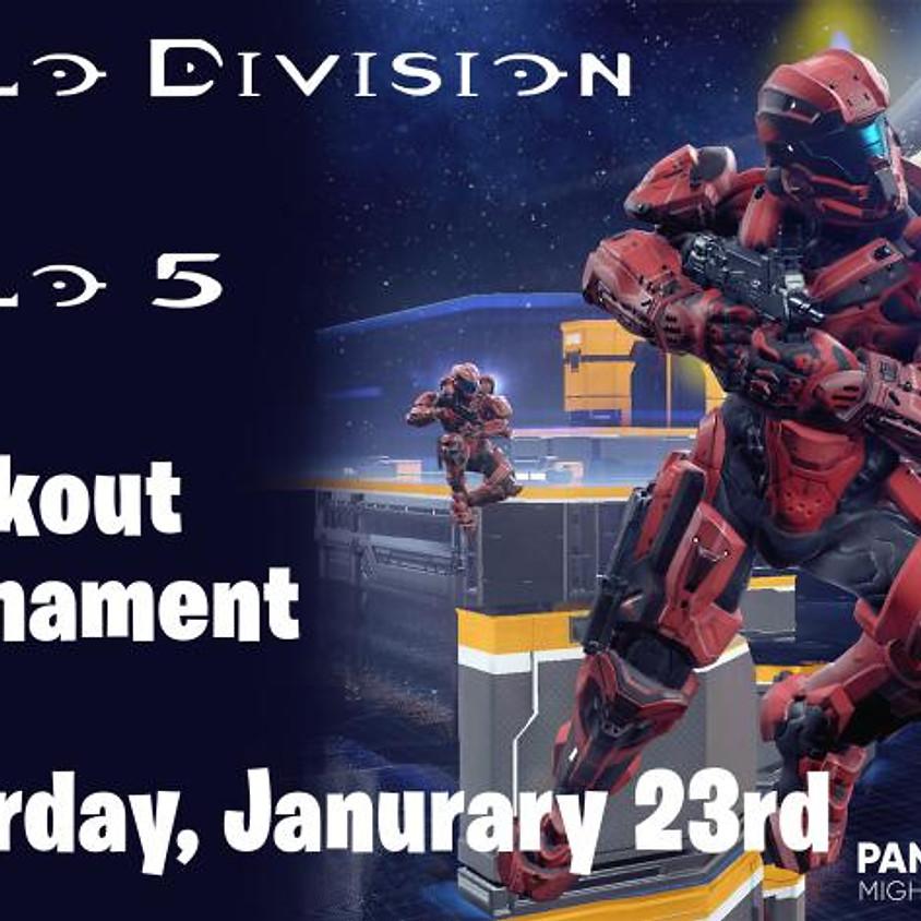 Halo 5 2v2 Tournament
