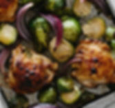 Juniors sweet and spicy chicken breast a