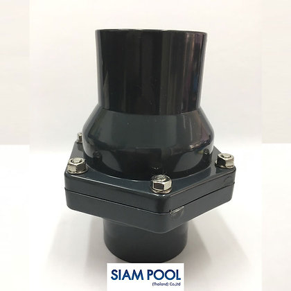 "Swing Check valve 2"" - UPVC True union  - Fitting"