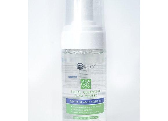 BR Derm Facial Cleanser Foam Mousse 100ml