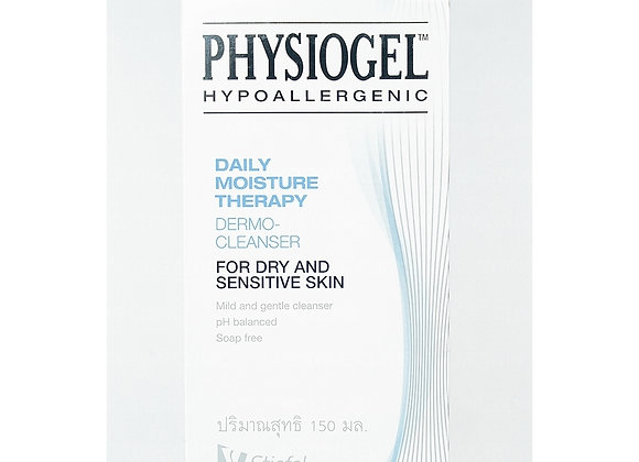 Physiogel Hypoallergenic Daily Moisture Therapy Dermo-Cleanser 150ml