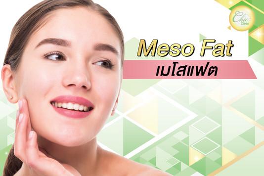 Meso Fat เมโสแฟต