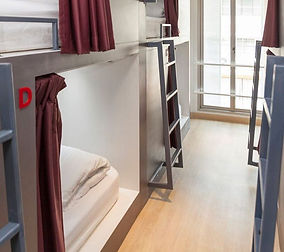 Alexa - Bunk Bed in Mixed Dormitory Room