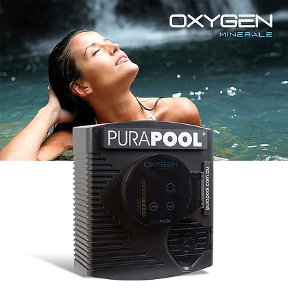 Absolute - Purapool OXYGEN Minerale 1000 with timer