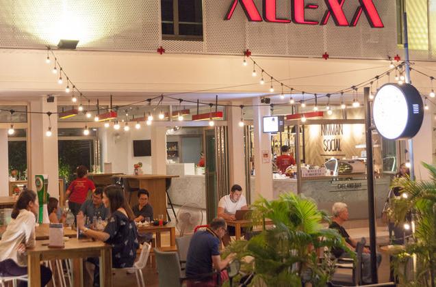 Alexa hotel