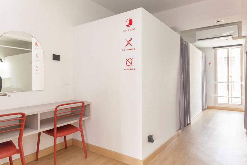 Alexa - Single Bed in Mixed Dormitory Ro
