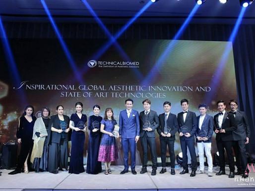 Technical Biomed Gala dinner 2018