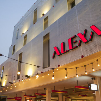 Alexa hostel