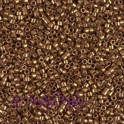 DB-115Dark Topaz Gold Luster