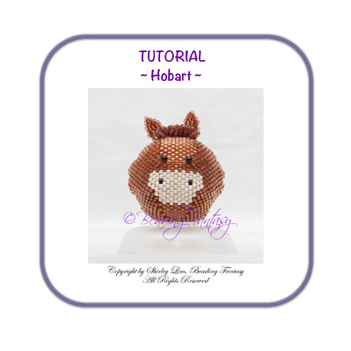 PDF Tutorial for Hobart the Horse
