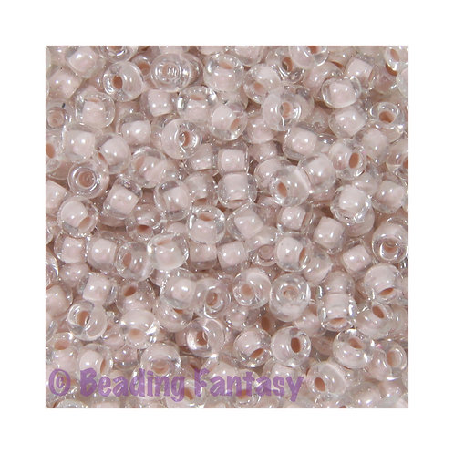 M8-215  -  Blush Lined Crystal