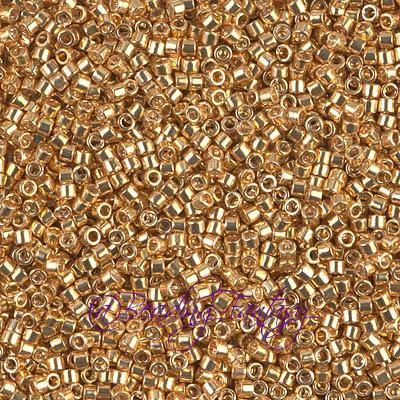 DB-410Galvanised Yellow Gold