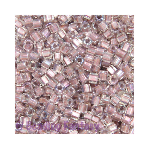T1.5C267  -  Pale Lavender Lined Crystal