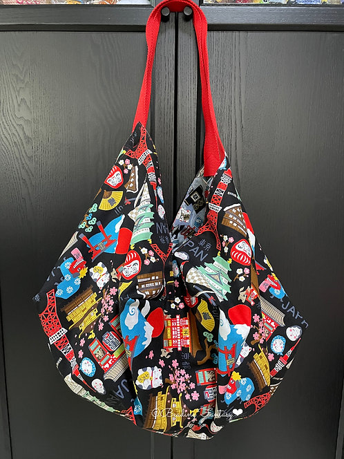 Reversible Summer bag    ~ Love in Japan ~