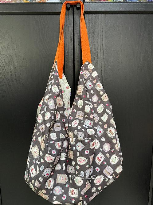 Reversible Summer bag    ~ Sweet Tooth ~