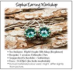 Sophia Earring